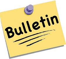 District 26 eBulletin